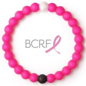 Lokai Breast Cancer Awareness Hot Pink Bracelet